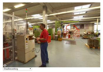 bekijk de virtuele tour van axa company